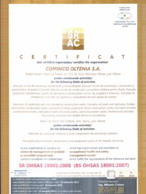 Certificat OHSAS 18001-2007_001